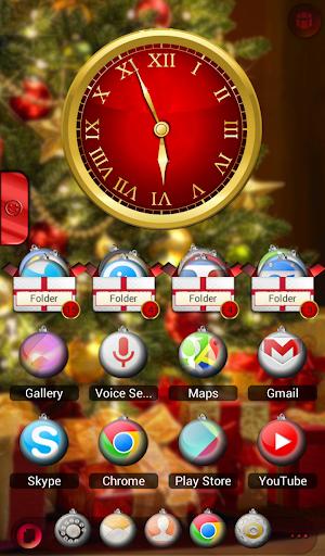 TSF Shell Christmas HD Theme