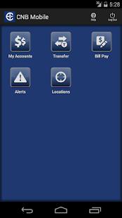 Central National Bank Mobile - screenshot thumbnail