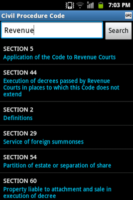 CPC India - screenshot