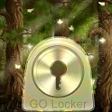 GO Locker Theme bosque icon