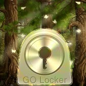 GO Locker Theme Forest