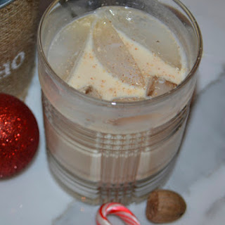 Nuttiń for Christmas Cocktail