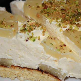 Creamy Pineapple Cake.