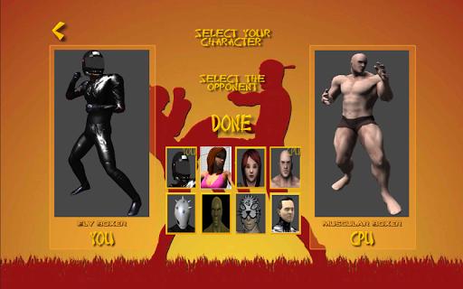 旭日拳击(东方拳击)是战斗的动作游戏。
