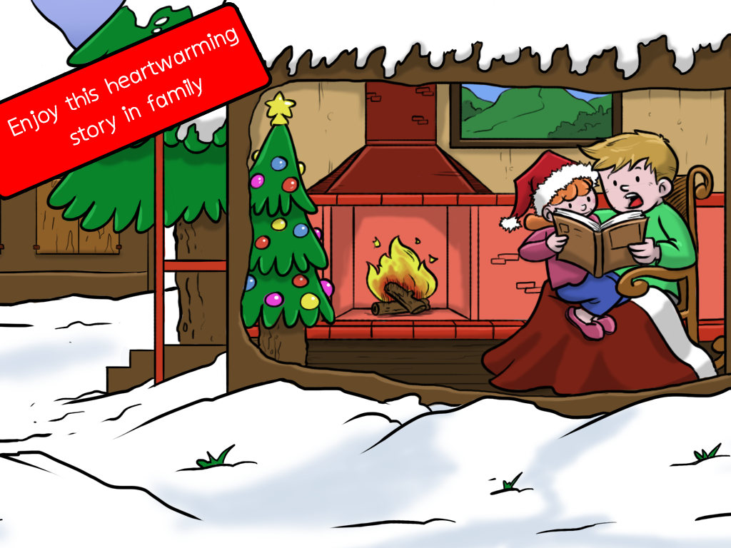 Lily & The Christmas Tale- screenshot
