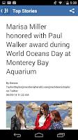 Screenshot of Monterey County Herald