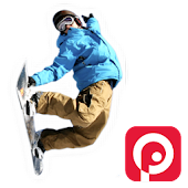 Snowboarder 3 Live Wallpaper