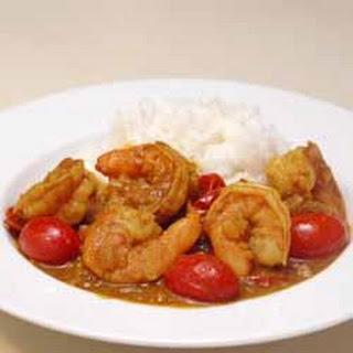 Japanese Prawn and Tomato Curry Recipe