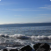 Blue Ocean Waves Live HD 2