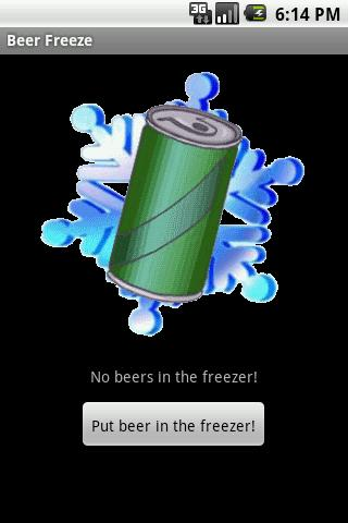 Beer Freeze - screenshot