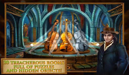 Hidden Object- Missing Violin