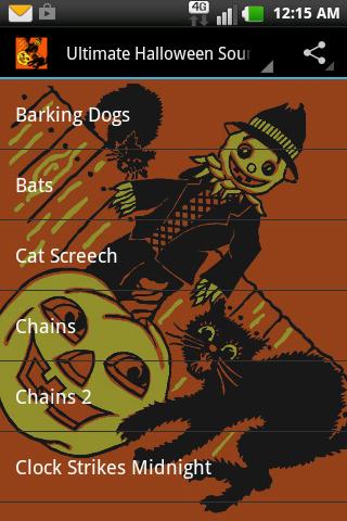 Ultimate Halloween Soundboard