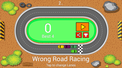 Wrong Road Racing