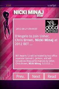 Nicki Minaj - screenshot thumbnail