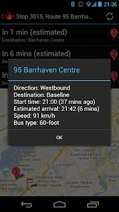 Ottawa Bus Follower- screenshot thumbnail