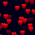 Hearts 2D Live Wallpaper logo