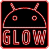 GOContacts- Red Glow Skin