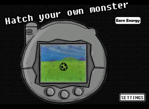 Virtual Pet Monster