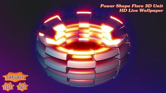 Power Shape Flare 3D Unit - náhled