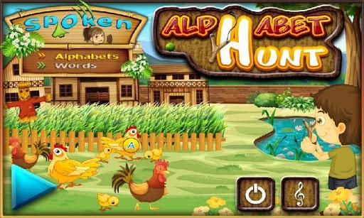 Alphabet Hunt Free e-Learning
