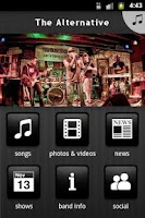 Screenshot of The Alternative