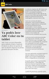 ABC Color - náhled