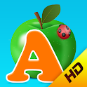 Montessori ABC Games 4 Kids HD logo