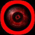 Electric Eye Go Launcher Theme logo