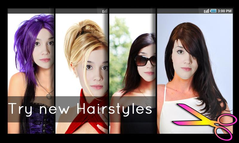 Astonishing Hairstyles Fun And Fashion Android Apps On Google Play Short Hairstyles For Black Women Fulllsitofus