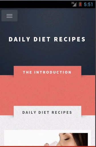 Daily Diet Recipes