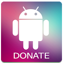 Subtle Donate icon