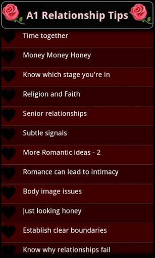 免費生活App|A1 Relationship Tips Pro|阿達玩APP