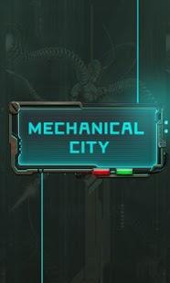 机械迷城_Turbo EX桌面主题