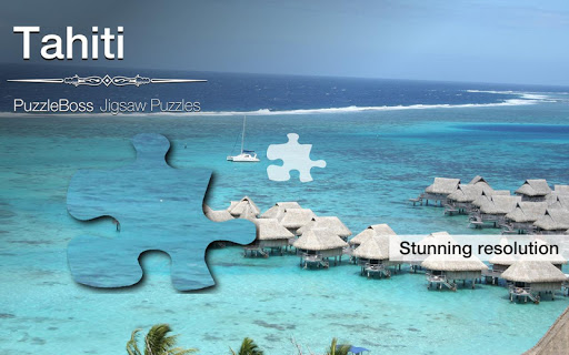 Tahiti Jigsaw Puzzles