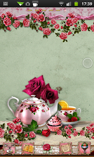 Tea Cup - Go Launcher EX Theme
