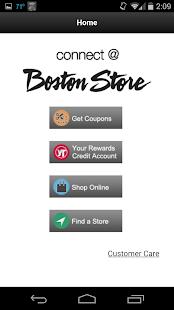 Connect @ Boston Store - screenshot thumbnail