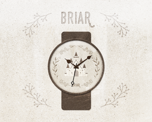 Briar watchface by Iris