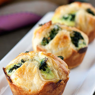 Spinach Puffs Recipe