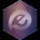 EvolveSMS Theme - Angles v1.04 build 5