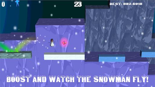 Snowman Dash