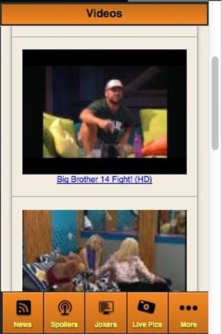 Big Brother 14 Exposed - screenshot