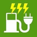 EV充電サーチ logo