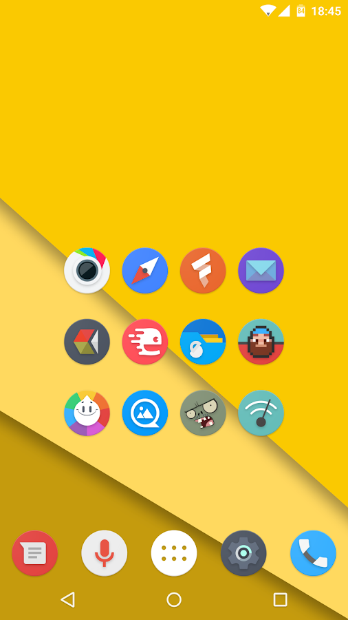 Kiwi UI Icon Pack- screenshot