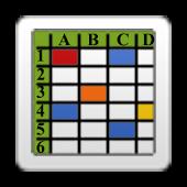 Simple Spreadsheet (free/ads)