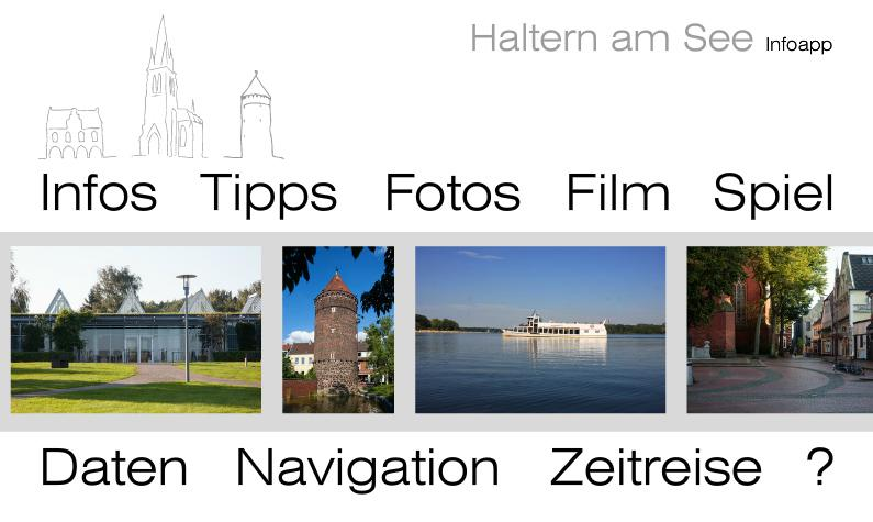 Haltern am See Infoapp- screenshot