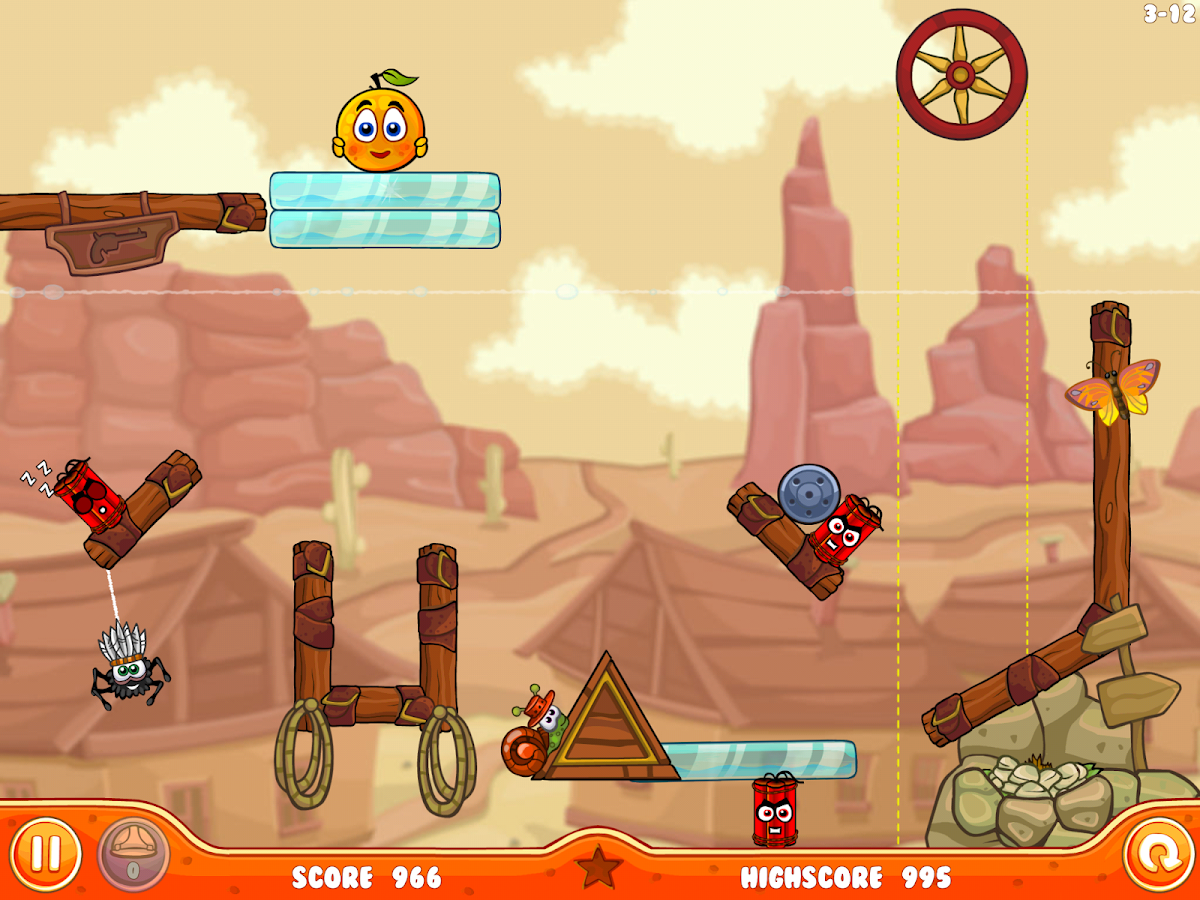 Cover Orange: Journey - screenshot