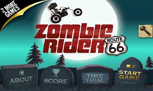 Zombie Rider- screenshot thumbnail