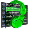 Trax Music Player icon