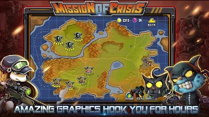 Mission of Crisis v1.3.2 apk Mod (Free Shopping)
