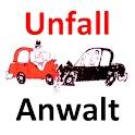 Unfallanwalt App Verkehrsrecht logo